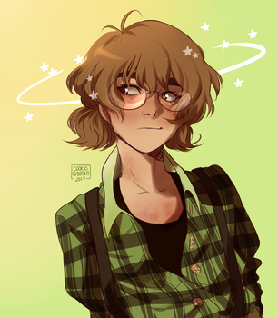 Pidge by cookiecreation