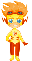 Kidflash by Tangerinna