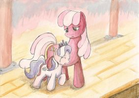 Commission: Condolences by SoulEaterSaku90