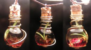 Magic Vial - Flames by Izile
