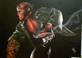 HELLBOY by JARCH1280