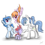 My Little Family by Pinki3pie