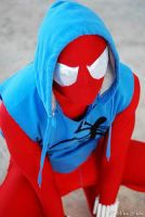 Scarlet Spider V2 Oni-Con 2012 by FireEagle007