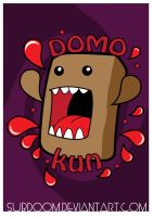 DOMOKUN A4 POSTER by SubDooM