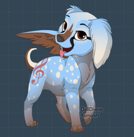 Dog Adopt 5 (CLOSED) by TheShippingSnowyCat