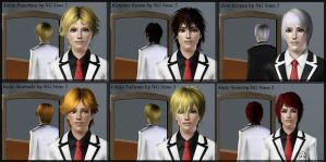 Vampire Knight Sims 3 by ng9