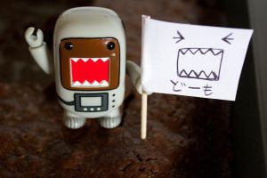 In the name of Domo! by PiliBilli