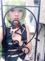 Cats Life Gumi Vocaloid cosplay by crazykeicosplay