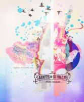 Saints - Sinners + Chase - Escapade by PonBaby