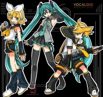 Vocaloid by Simpsons-Addict
