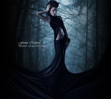 Forest Mistress by Frederic-Lievre
