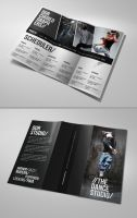 Dance Studio Brochure by 24beyond