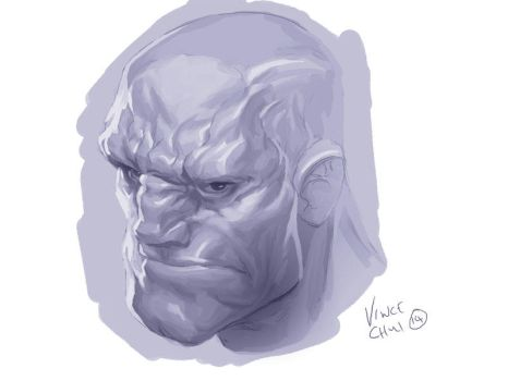 Sketchhead by kidchuckle