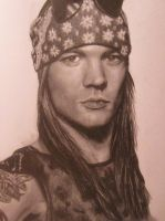 Axl Rose by Jerisaza