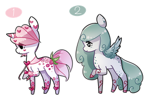 Pony Adopt Auction [CLOSED] by Lizsi