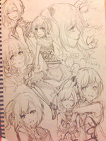 CM: Sketchpage by Kaiapi