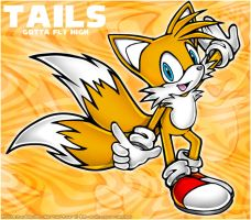 ":: Miles ""Tails"" Prower by sonic-club"