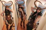 Lady Loki WIP by SugarBunnyCosplay