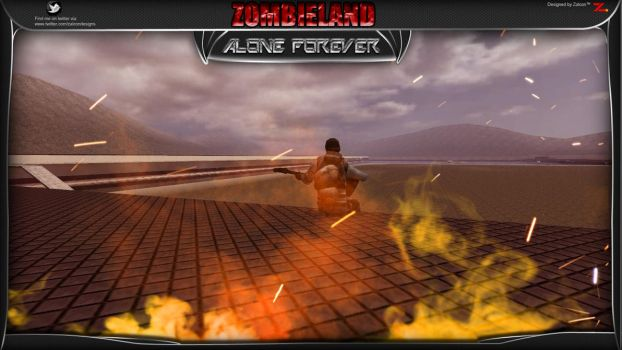 Zombieland (Gmod server) by Zalcov