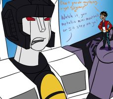 Decepticons and EVOs don't mix well... by dreamer45