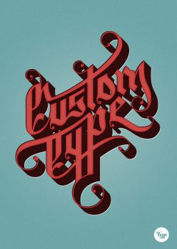 Custom Type by Play4ce