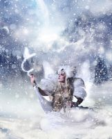 Snow fairy by tryskell