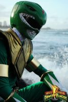 Power Rangers - Green Solace by mangalphantom