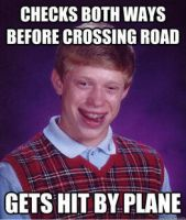 Bad Luck Brian Meme by LPawesome