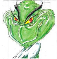 The Grinch by PDInk