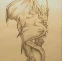 Gargoyle by hopesndreams684