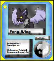 Fang-Wing (Adopt) by Dianamond