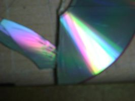 Compact Disc Aurorae 2 by EchoSwiftpaws
