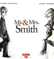 Mr. and Mrs. Smith by MissisSmith