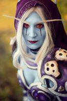 Don't mess with Sylvanas by Etfy