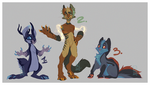 Emergency Adoptables CLOSED by LiLaiRa