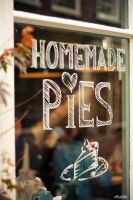 Homemade Pies by KrisSimon