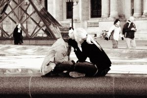 French Kiss 2 by ixabar