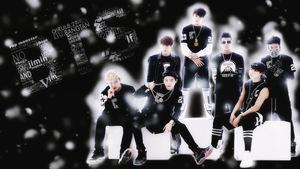Wallpaper BTS by Screwied