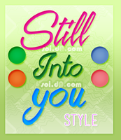 Still into you STYLE by SecondsOfInspiration