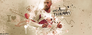Thierry Henry by Mister-GFX
