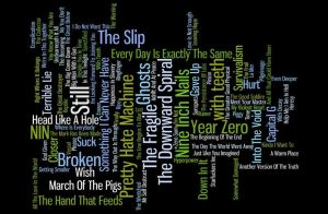 NIN Wordle 1 by Rothar