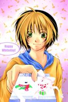 Hikago whiteday by MoreProject