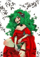 Bloody Lottery - Terebantine for Nephyla by Moemai