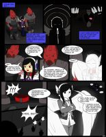 DU Jan2015 - Reality Crisis pt4 by CrystalViolet500
