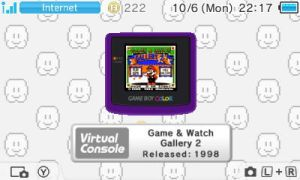 Game and Watch Gallery 2 by UKD-DAWG