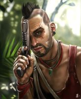 Vaas Montenegro - Far Cry 3 by TheSig86
