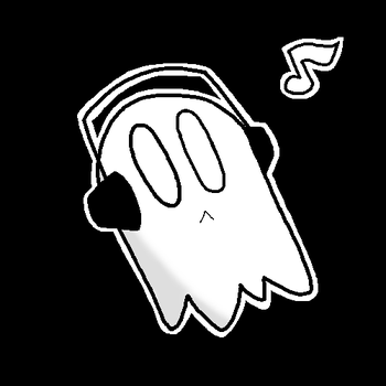 Napstablook by PHCRohr