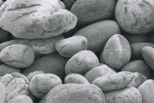 Stones study by markstewart