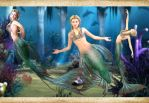 Mermaid Pack by Just-A-Little-Knotty