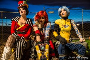 Borderlands 2 by XSinTrick